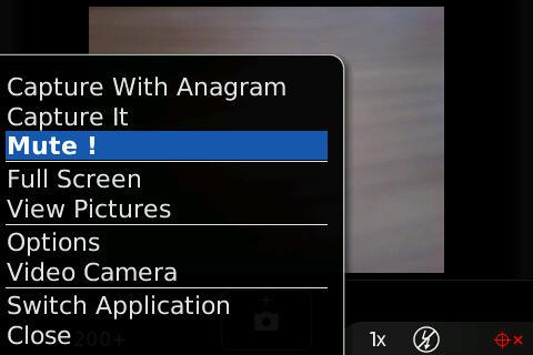 CameraMuteApp free