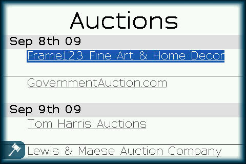 LiveAuctioneers free