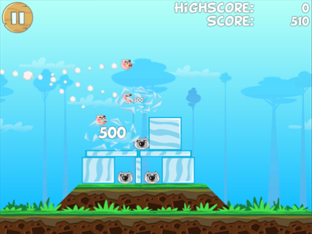 Katso Angry Birds by LUMENE -filmi!.