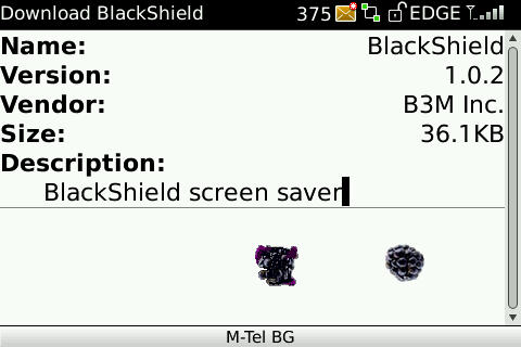 BlackShield free