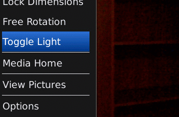 Camera Light Toggle free