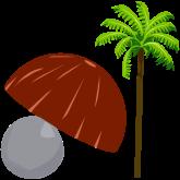 Coconut Curumba free
