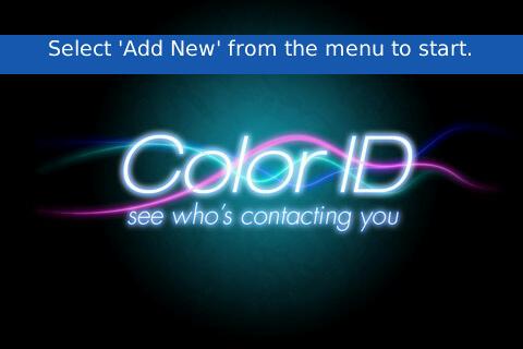 Color ID free