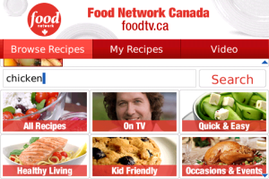 Food Network Canada free