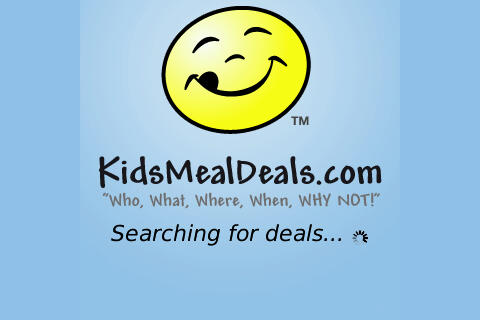 Kids Meal Deal free
