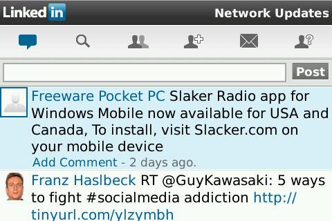 linkedin app for pc