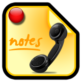 Phone Call Notes free