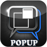Popups for BBM free