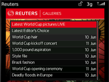 Reuters Galleries free