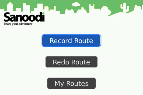 Sanoodi SMap GPS tracking free