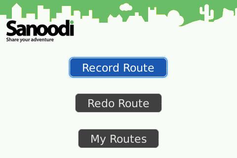 Sanoodi SMap GPS tracking free