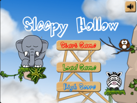 Sleepy Hollow Free free software for BlackBerry Smartphones