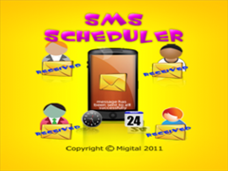 SMS Scheduler Lite Free BlackBerry mobile downloads