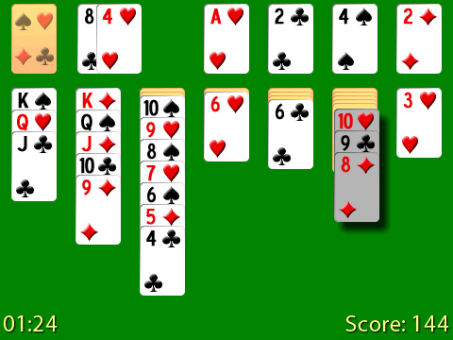 solitaire game free download for samsung