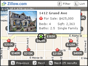 Zillow Real Estate free